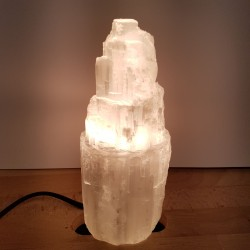 LAMPE DE Sélénite (moyenne)