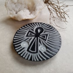 Porte-Encens Croix de Ankh