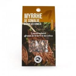 Myrrhe - Résine