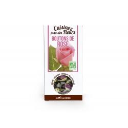 Fleur Bouton de Rose