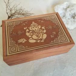 Coffret / Boîte à Tarot - GANESH