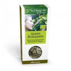 Tisane Relaxante - Hildegarde de...