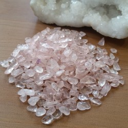 Gravillons QUARTZ ROSE - 100g
