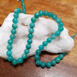 Perle  AMAZONITE Extra 6mm...