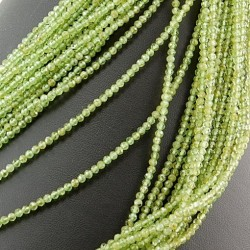 PERIDOT Facettée 3mm / Lot...